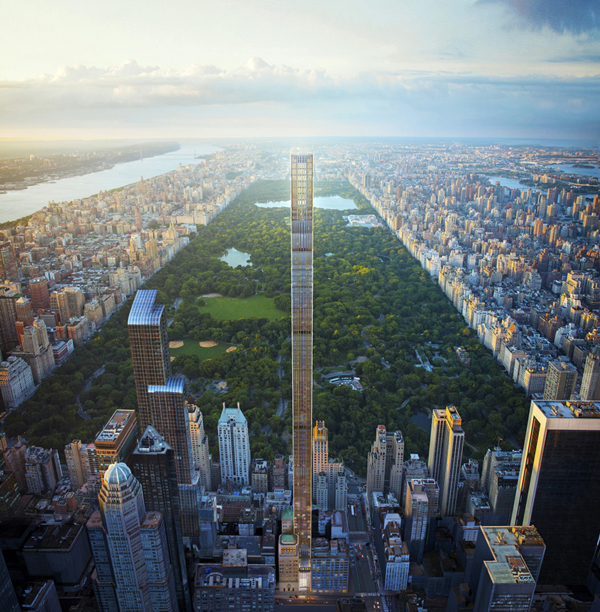 Tower 53 Condos For Sale And Condos For Rent In Manhattan: Plutocratic Insurgency Note No. 5: The Techno-Palaces Of