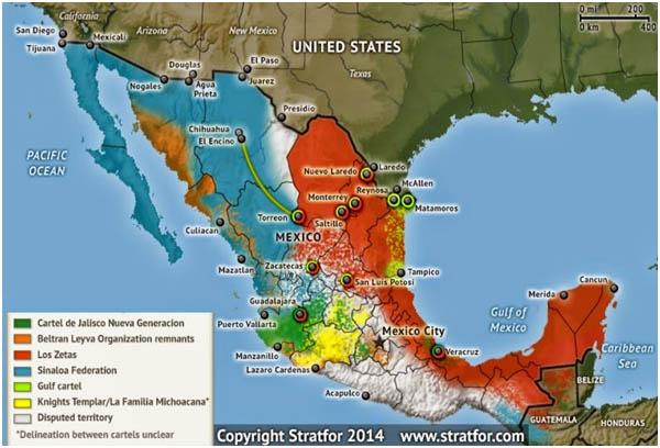 Operation Jalisco: The Rise of The Jalisco New Generation