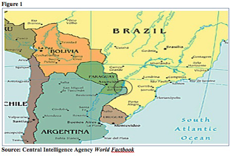 Iran and Hezbollah in the TriBorder Areas of Latin America A Look