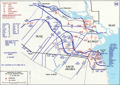 Desert Storm: 20 Years On (Updated)   Small Wars Journal on