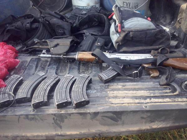 Mexican Cartel Tactical Note #25: Ambush Kills 15