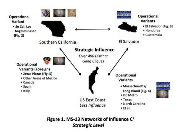 Third Generation Gangs Strategic Note No  13: Mara Salvatrucha (MS