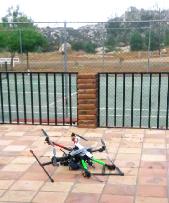 Mexican Cartel Tactical Note #38: Armed Drone Targets the