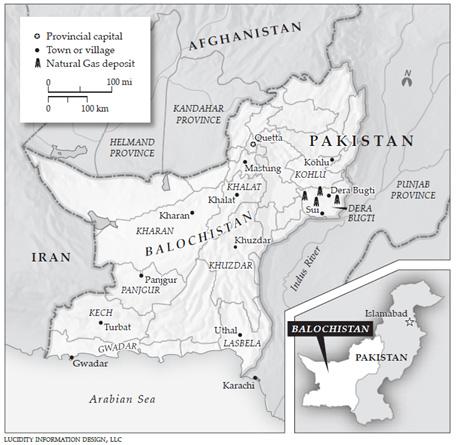 Insurgency in Balochistan