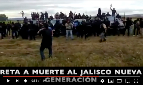 Mexican Cartel Tactical Note #39: GoPro Video Social Media