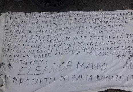 Mexican Cartel Tactical Note #41: Cártel Santa Rosa de Lima (CSRL) Logo and  Symbols Identification | Small Wars Journal