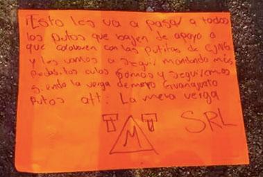 Mexican Cartel Tactical Note #41: Cártel Santa Rosa de Lima