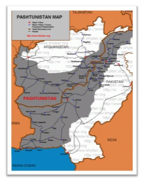 Pakistani Unconventional Warfare Against Afghanistan Small Wars - Afghanistan taliban dostums massouds map